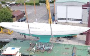 TC 90 Hull # 4