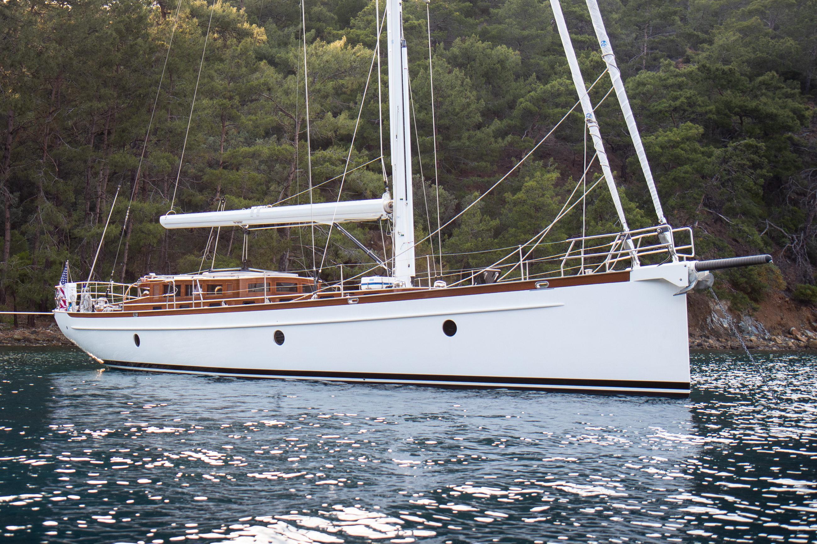 Nerida Sailing Yacht