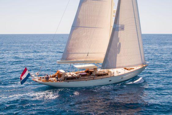 TC 78 Heartbeat sailing